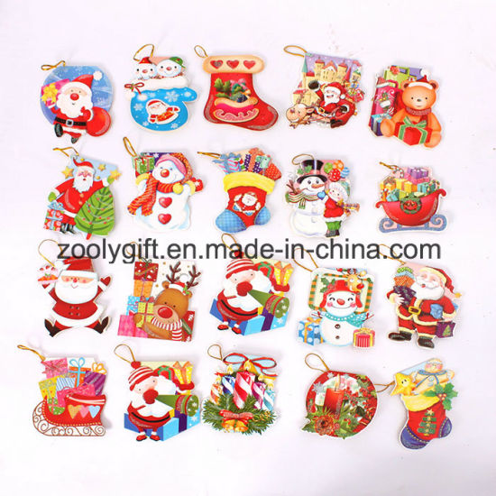 china diy printed christmas invitation 3d glitter paper greeting