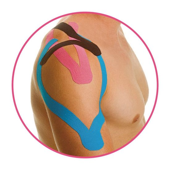 High Quality Kinesiology Tape pictures & photos