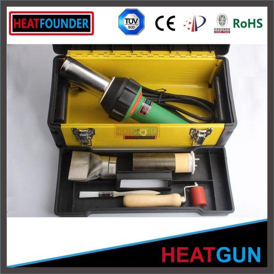 Temperature Adjustable PVC Welding Gun (ZX3400)