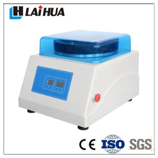 vibratory polisher