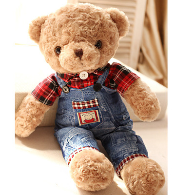 Customized Bear Soft Toy Promotion Gift Factory pictures & photos
