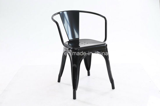 China Wholesale High Quality Antique Metal Rocking Chairs Cast Iron
