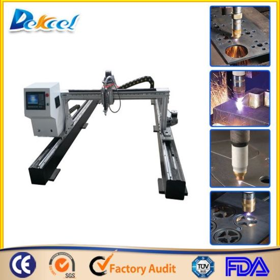 Iron/ Stainless Steel/ Aluminum/ Copper Metal Plasma Cutting Machine pictures & photos