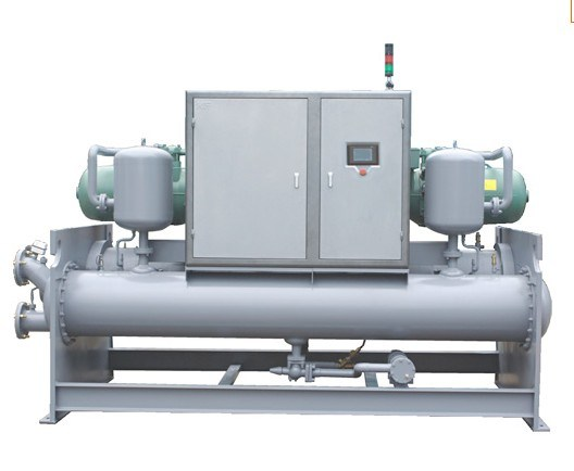 Screw Type Water Cooled Water Chiller pictures & photos