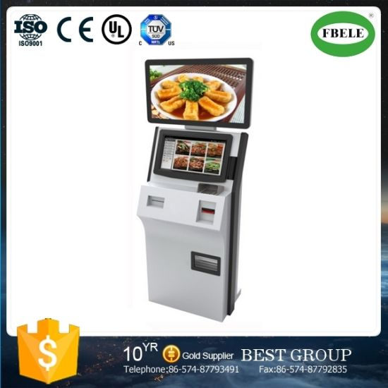 with Wechat Pay Restaurant Cash Register System
