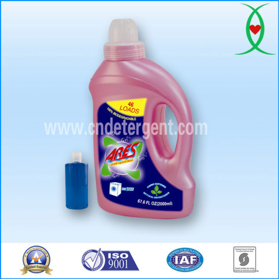 OEM Fresh Fragrance Liquid Laundry Detergent pictures & photos
