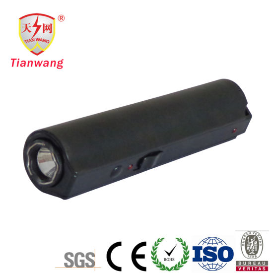 Police Flashlight Electric Shock with LED Light Stun Guns pictures & photos
