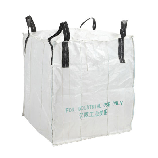 Slag, Waste, Industrial Refuse Big Bag, Ton Bag, PP Bag