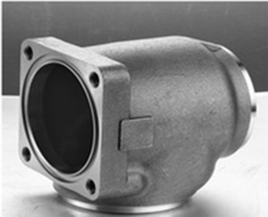 Ductile Iron Sand Casting Parts with ISO 9001 Certification