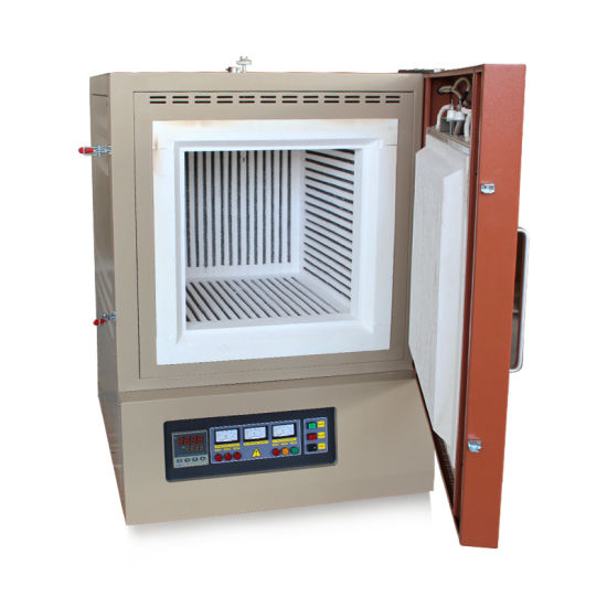 Lab Heating Treatment Melting Annealing Tempering Electric Muffle Furnace 1200c