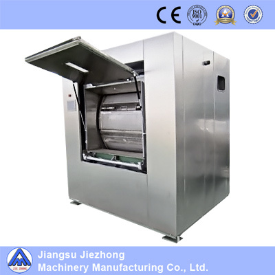 100kg Steam Heating Barrier Washing Machine (hospital disinfection washer) pictures & photos