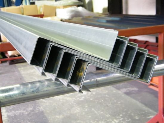 High Quality Cold Formed Galvanized Z Section Channel Steel