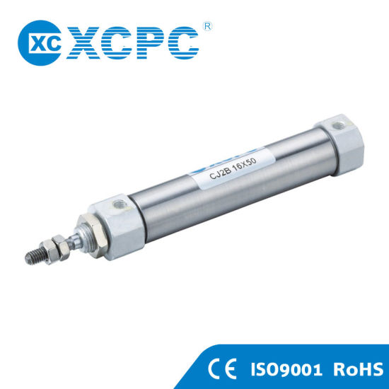 Stainless Steel Mini Cylinder (CJ2 series)