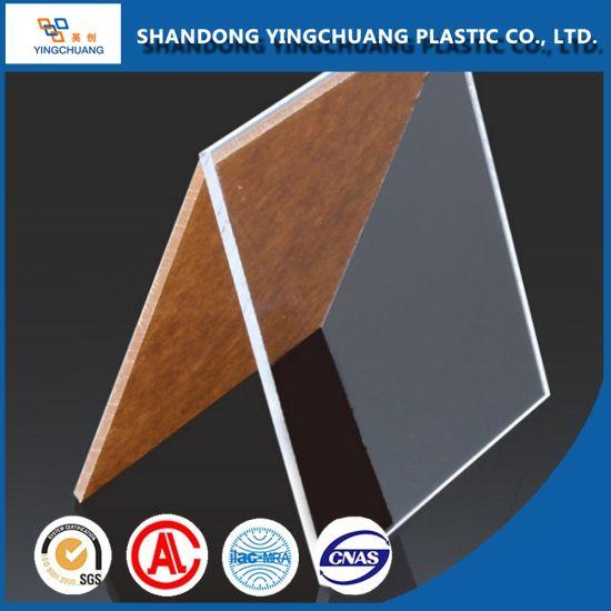 """7 Sizes 8/""""x8/"""" Cut to Size 1//8/"""" Thickness Clear Acrylic Plexiglass"""