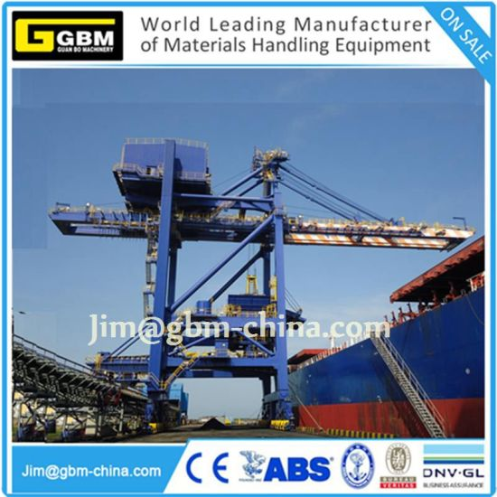 Grab Type Ship Unloaders Coal Grab Ship Unloader Continuous Ship Unloader pictures & photos