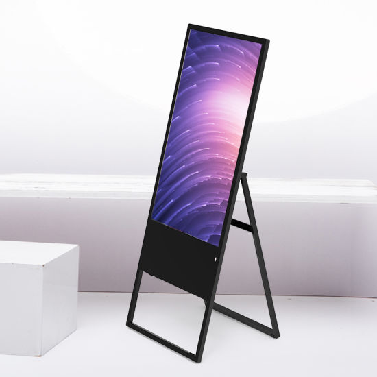 32 Inch Sp1000 (B) Movable Digital Signage LCD Display pictures & photos