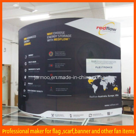 Excellent Black Trade Show Display Stand pictures & photos