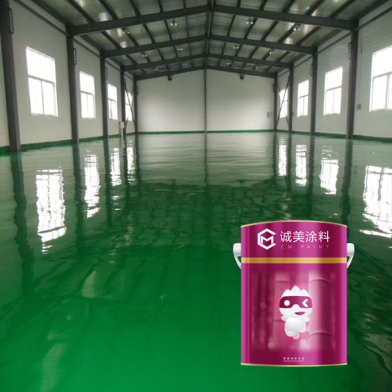 China Best Concrete Metallic Epoxy Floor Coating Pigment - China