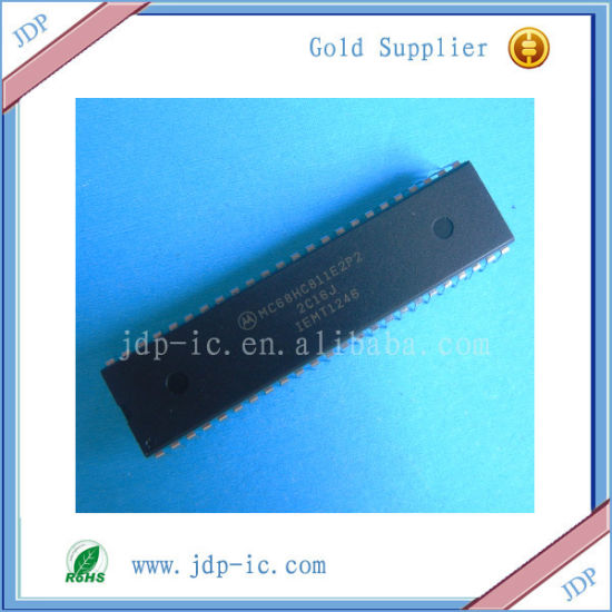 High Quality Hc11 Microcontrollers Mc68hc811e2p2 pictures & photos