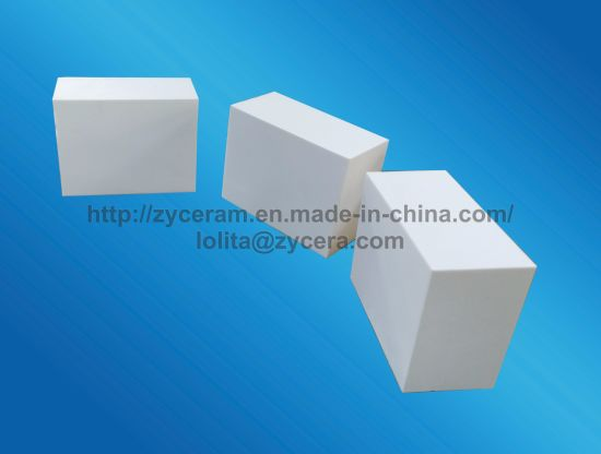 Wear-Resistant Ceramic Lining Board with Mushroom Hump