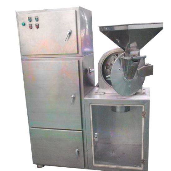 Stainless Steel Pharmaceutical Health Care Pulverizer/Grinder/Crusher Machine pictures & photos