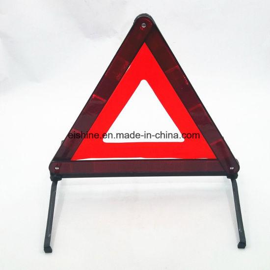 China Wholesale Road Safety Emergency Warning Triangle
