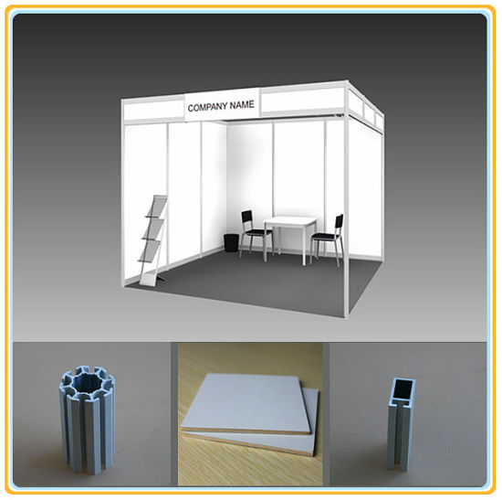 China 3x3 Auminum Modular Standard Exhibition Booth