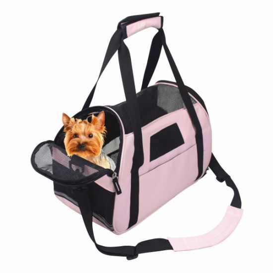 Portable Pet Travel Carrier Bag for Dog Puppy pictures & photos