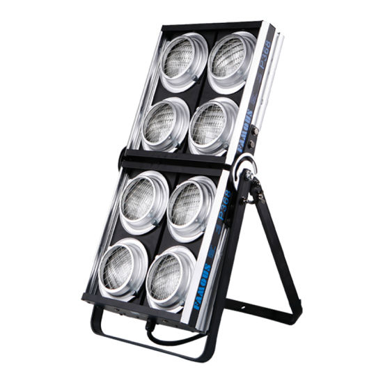 Audience Light with 8 Bulb Halogen pictures & photos