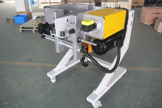 10ton European Electric Wire Rope Hoist (BMG10092mm5) pictures & photos