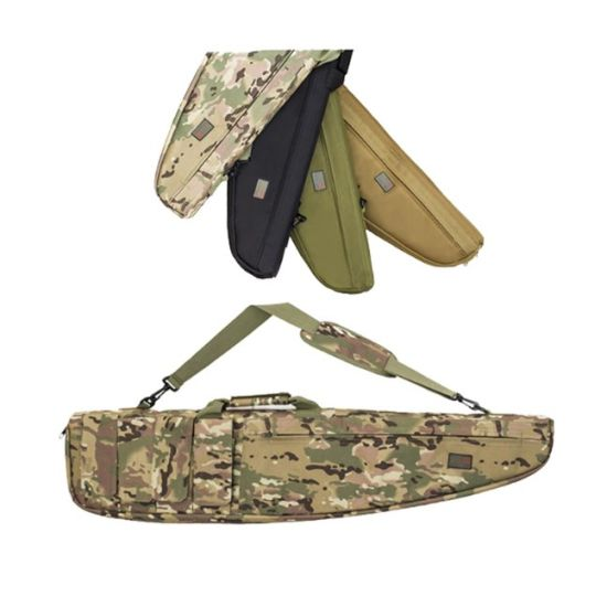Camo Hunting Military Molle Wholesale Nylon Soft Rifle Case Gun Bag