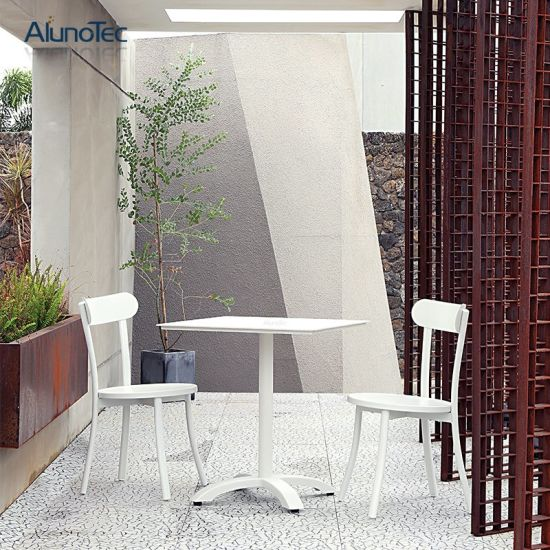Outdoor Dining Chair Set Coffee Round Table Garden Furniture Sets