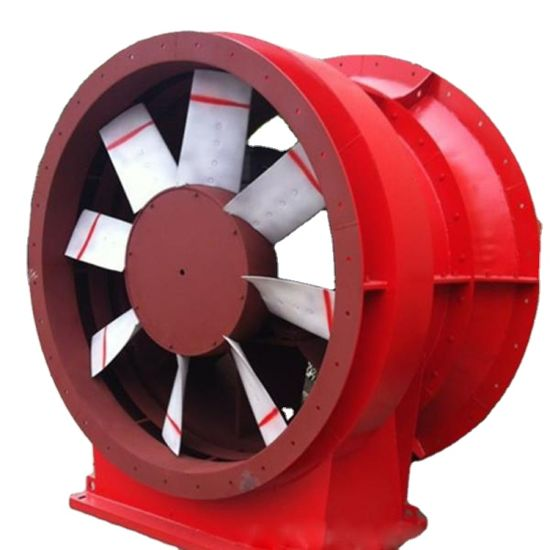China Best Selling Tunnel Fan Blower Tunnel Axial Flow Blower Ventilatior