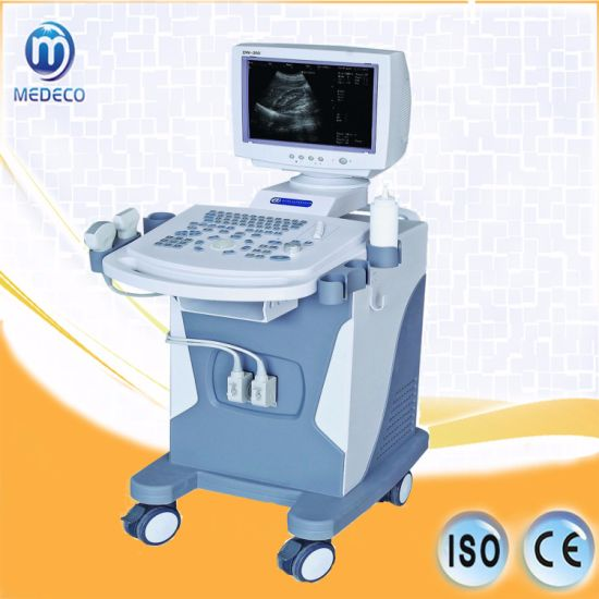 Economical Digital Portable Ultrasound Diagnostic Monitor Ultrasound Scanner Me-900 pictures & photos