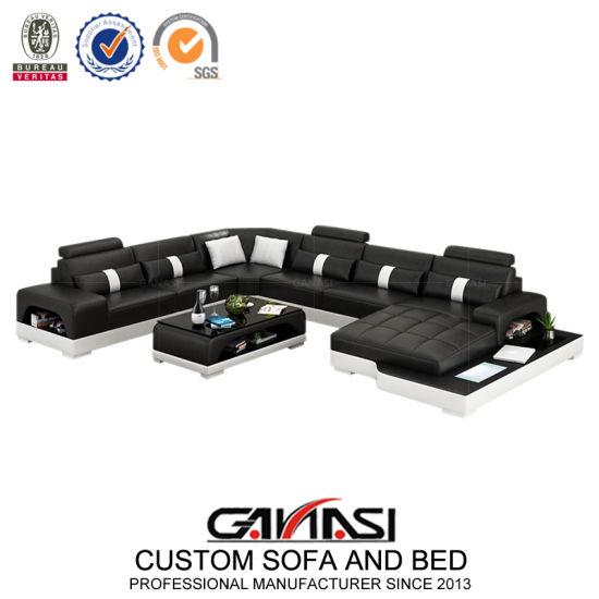 China Italian Contemporary Sofa Furniture for Living Room ...