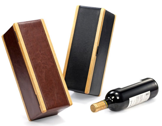 High Quality Wooden Wine Packaging Gift Box