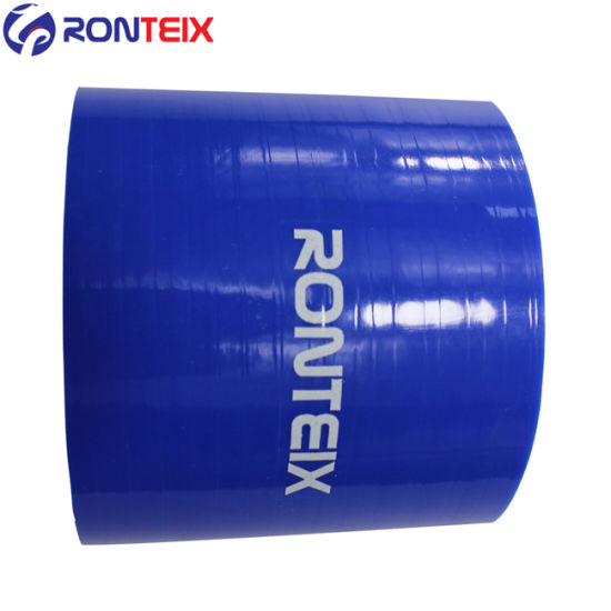 Ronteix Universal ID 2 Inch Reinforced Straight Silicone Coupler 76mm Length Radiator Hose BLACK