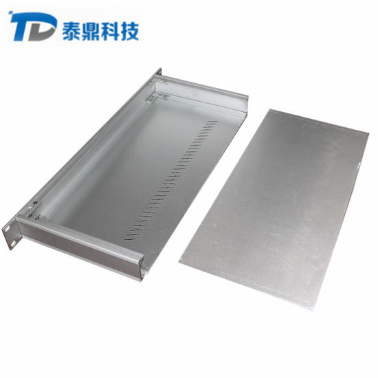 Medical Equipment Industrial Control Instrument Aluminum Power Box Manufacturer Metal Sheet pictures & photos