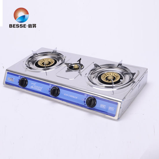 China Manufacture Best Portable Kitchen Burner Gas Stove Cooker ZG-3072