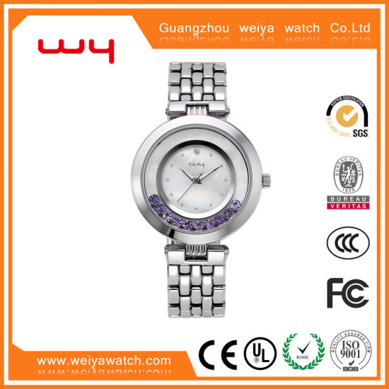 Business Watch Stainless Steel Watch with Unisex (Wy-029C)