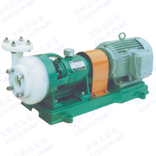 50fsb-20L 2 Inch Fluoroplastic Corrosion Resistant Centrifugal Water Pump pictures & photos