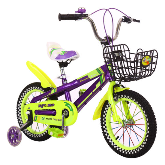 China Children Toys 12 Inch Kids Bike Children Bicycle With Assist