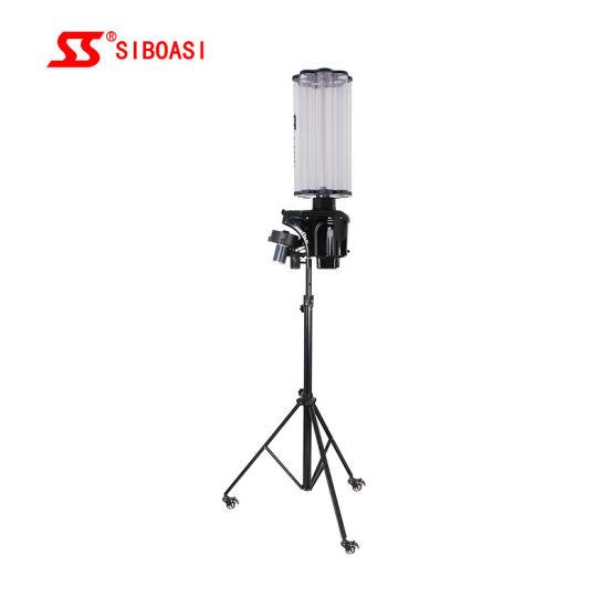 Siboasi Badminton Shuttlecock Shooting Equipment Shooter Feeder Machine (H7)