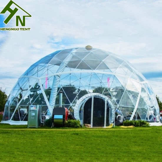 huge discount 551a9 73f32 China Big Modular 15m Diameter Super Round Shade Mega Half Dome Tent for  Sale