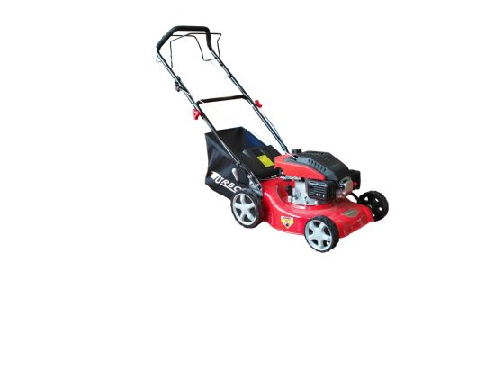 16 Inch China Factory Self-Propelled Manual Lawn Mower