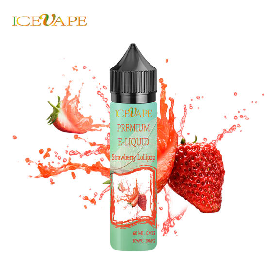 10ml 30ml 60 Ml 120ml E Liquid with Free OEM Design From Factory Directly