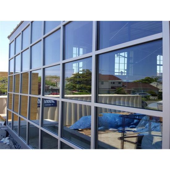 China Commercial Modern Building Aluminum Frame Glass Curtain Wall Supplier China Aluminium Aluminum