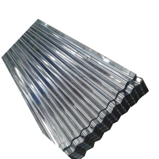 Roof Tile Z120 Zinc Coating Galvanized Corrugated Roofing Sheet