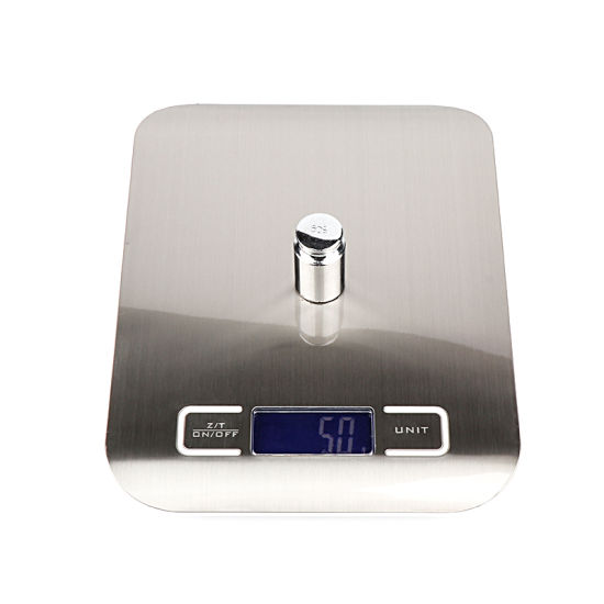 5kg High Precision Weighing Scales Digital Kitchen Scale with LCD Display