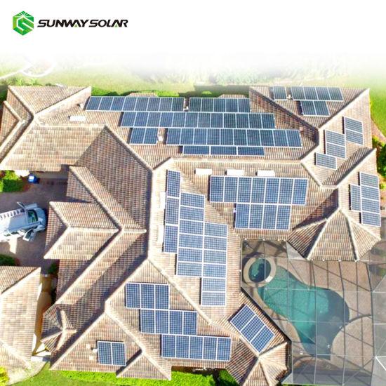 Compact Solar Power System 20kw Portable Solar Energy System 25kVA Solar System